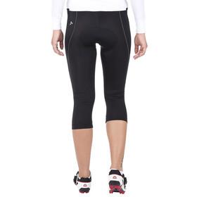 VAUDE Active 3/4 Pants Women black